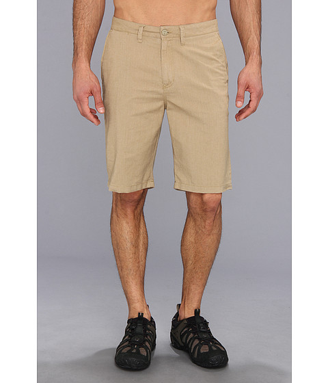 Vans - Dewitt Walkshort (New Khaki Heather) Men's Shorts