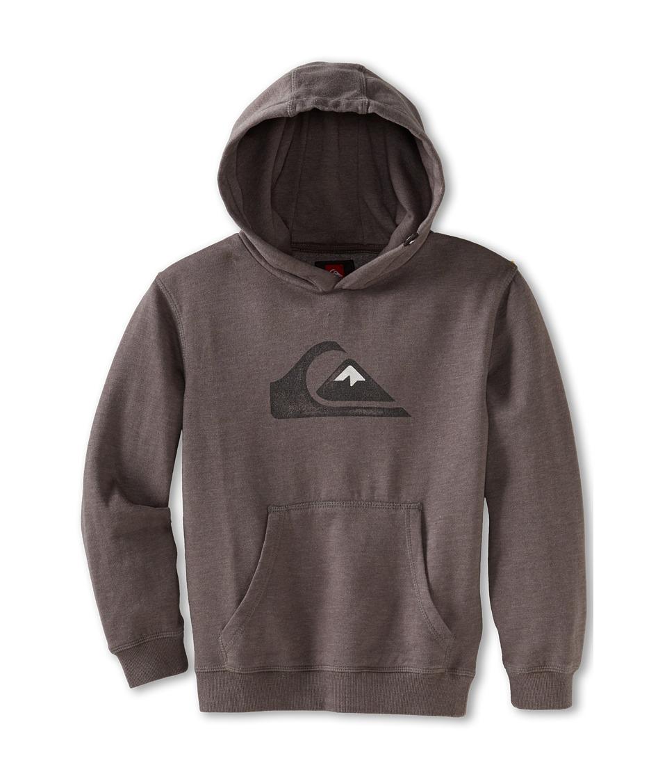 Quiksilver Kids Prescott Fleece Boys Sweatshirt (Black)