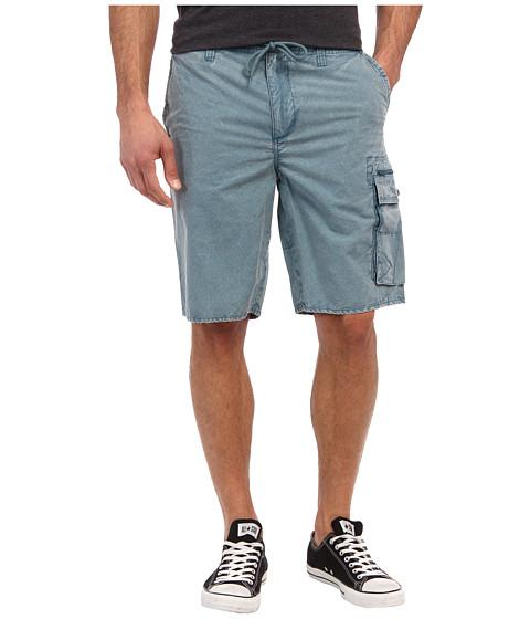 Volcom - Rigamarole Cargo Short (Used Blue) Men's Shorts