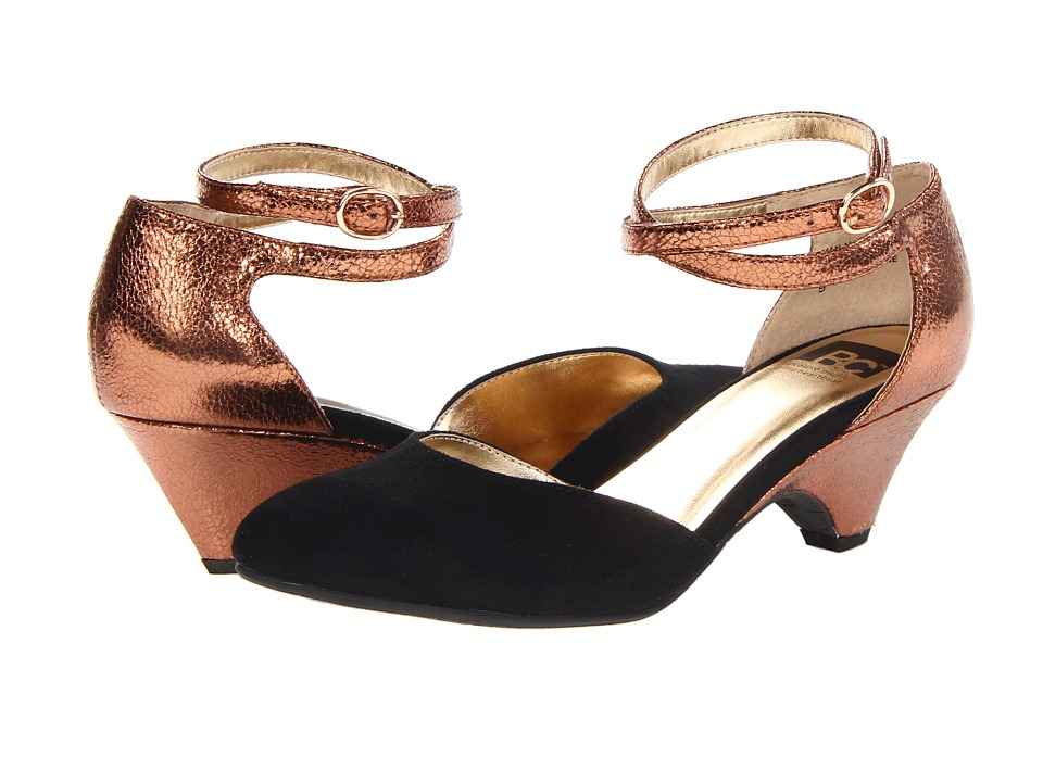 BC Footwear - Burn Brighter (Black/Copper) High Heels