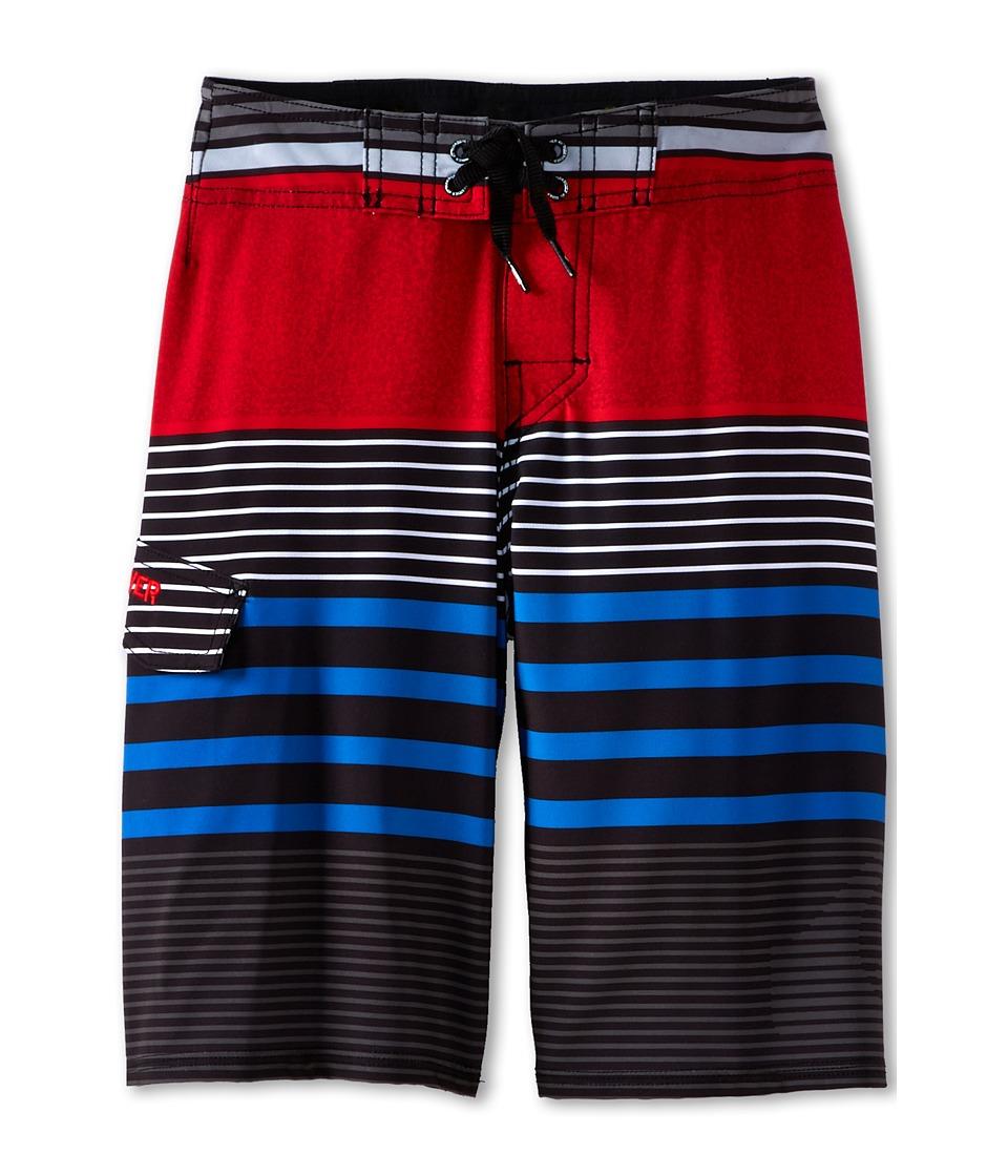 Quiksilver Kids Mays Hayes Boardshort Boys Swimwear (Black)