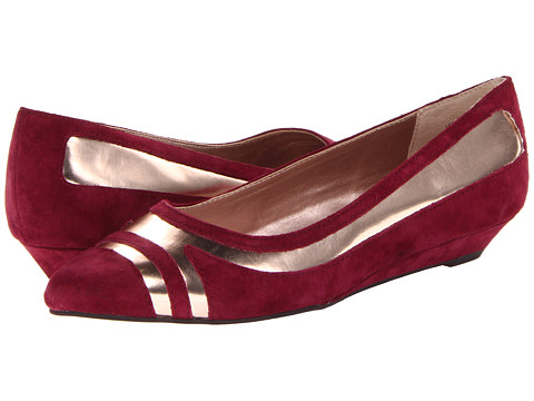 Seychelles - Night Day (Burgundy/Rose Gold) Women's Shoes