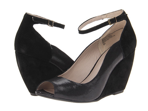Seychelles - Twirl (Black) Women's Shoes