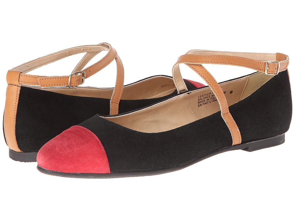 Seychelles - Just The Beginning (Black/Raspberry) Women's Shoes