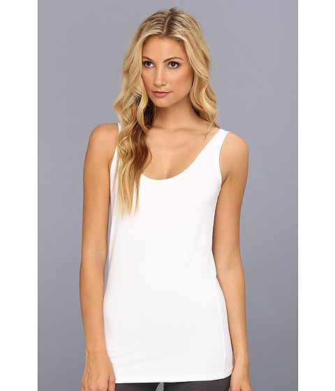Lysse - Control Top Tank (White) Women's Sleeveless