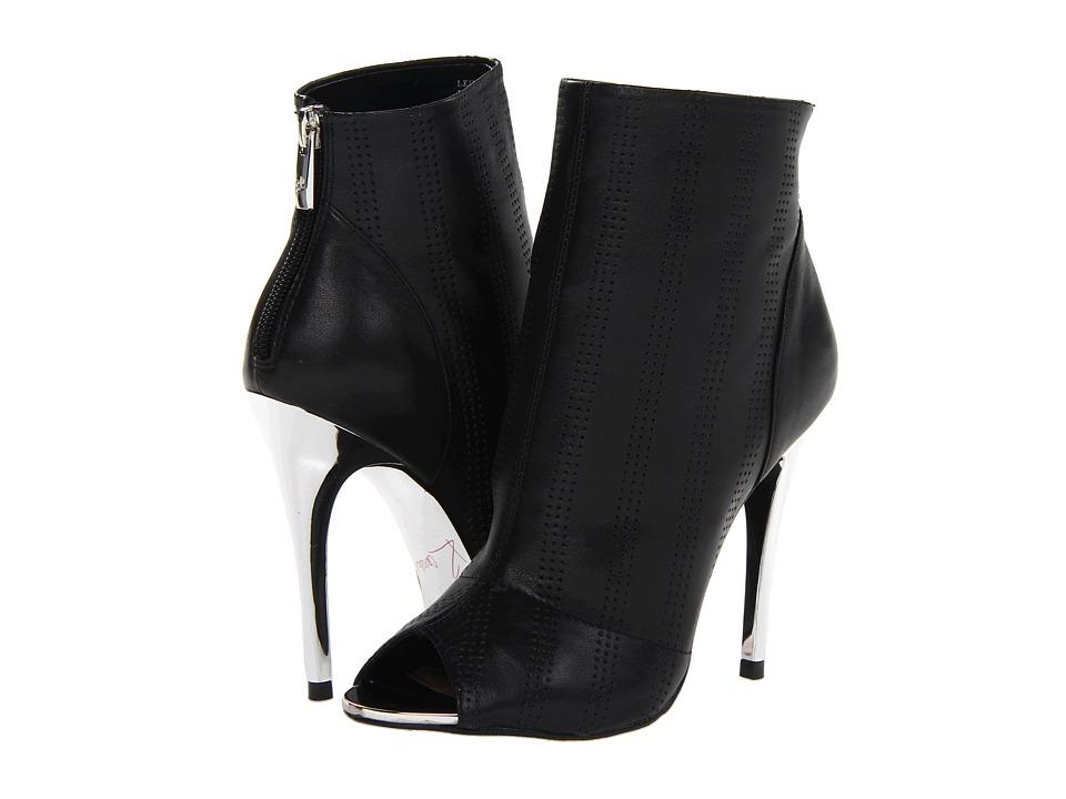 Kristin Cavallari - Leila (Black) Women's Dress Zip Boots