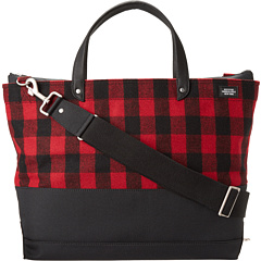 SALE! $206.99 - Save $68 on Jack Spade Dipped Utility Tote (Black Red) Bags and Luggage - 24.73% OFF $275.00