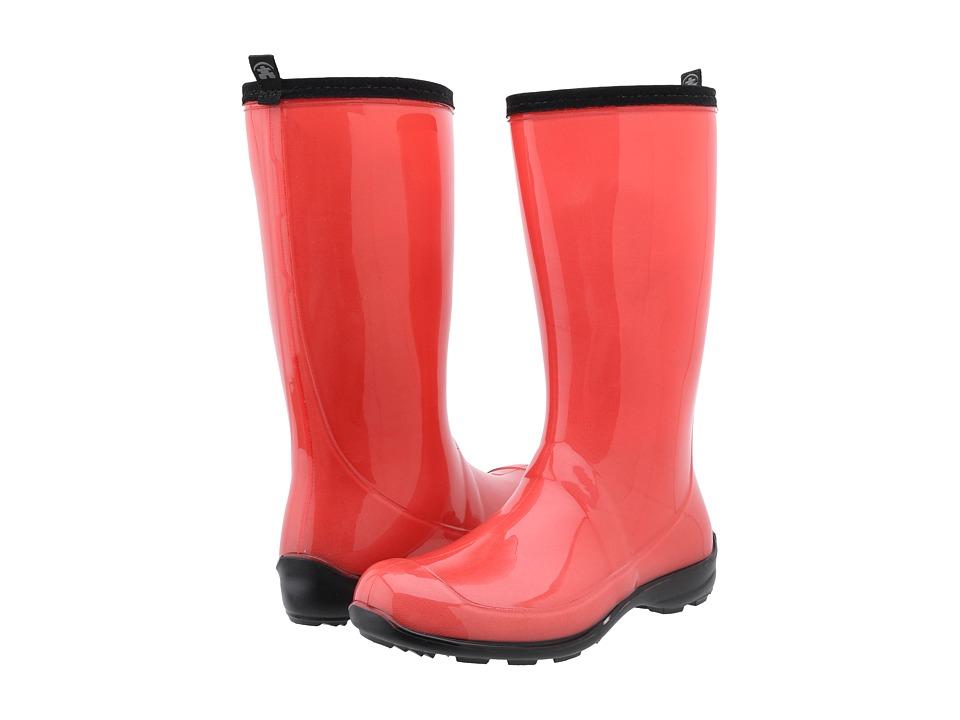 Kamik - Heidi (Coral) Women's Waterproof Boots