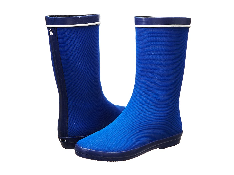 Kamik - Katie (Royal Blue) Women's Rain Boots