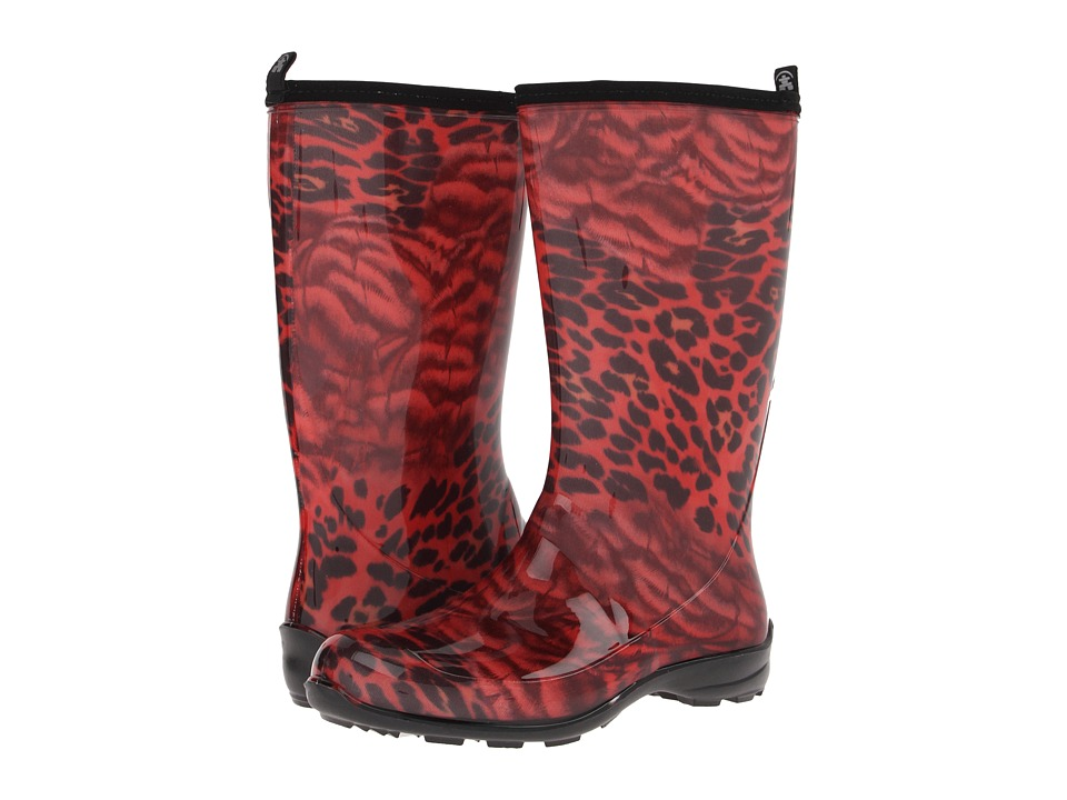 Kamik - Wildwood (Red) Women's Rain Boots