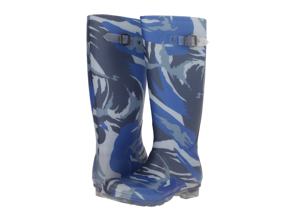 Kamik - Mission (Blue) Women's Rain Boots