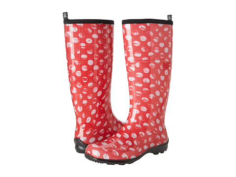 Kamik - Stephanie (Red) Women's Rain Boots
