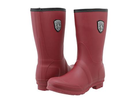 Kamik - Jenny (Burgundy) Women's Rain Boots