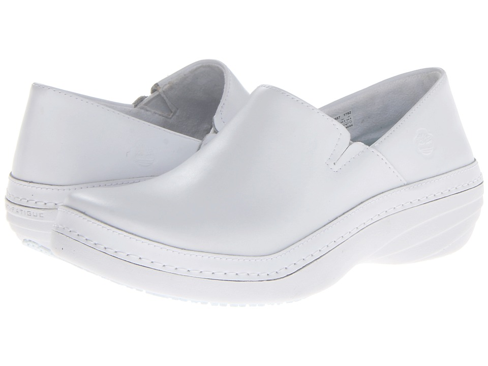 Timberland PRO - Renova Professional (White) Women's Slip on Shoes