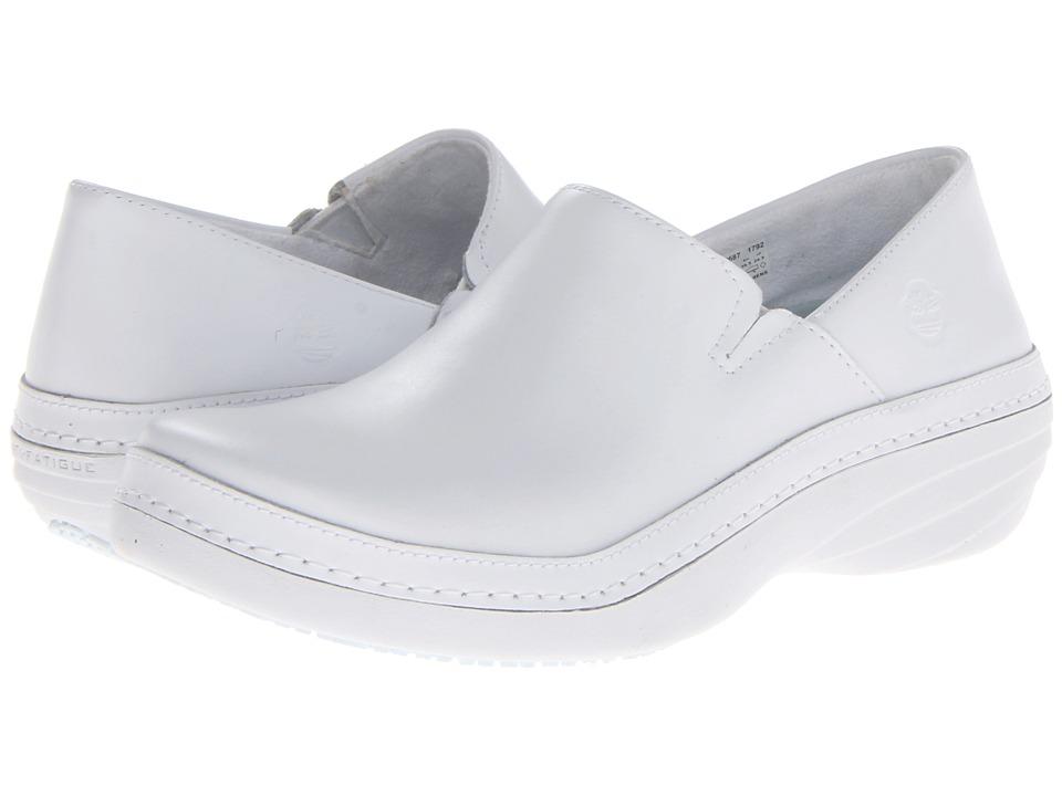 Timberland PRO - Renova Professional (White) Women's Slip on Shoes