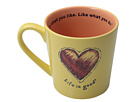 Life is good Everyday Mug (Canary Yellow) Individual Pieces Cookware
