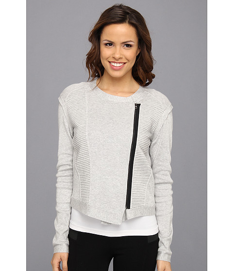 Kenneth Cole New York - Martina Sweater (Heather/Grey) Women's Sweater