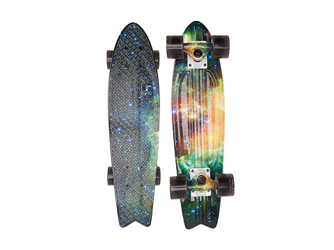 Globe - Bantam ST Graphic (Galaxy) Skateboards Sports Equipment
