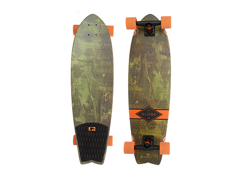 Globe - Chromantic Cruiser (Camo) Skateboards Sports Equipment