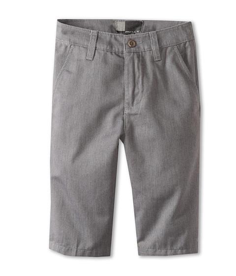 O'Neill Kids - Contact Walkshort (Big Kids) (Heather Grey) Boy's Shorts