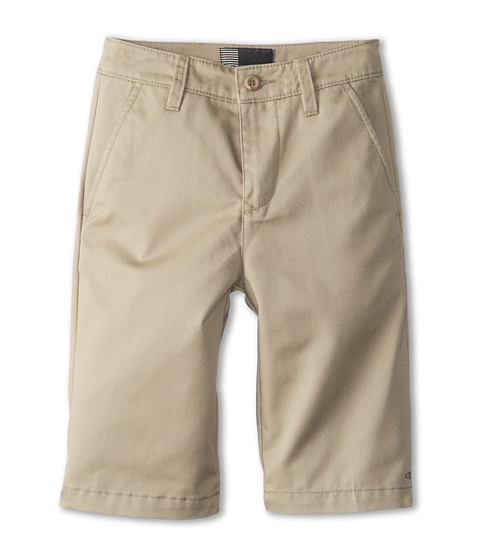 O'Neill Kids - Contact Walkshort (Big Kids) (O'Neill Khaki) Boy's Shorts