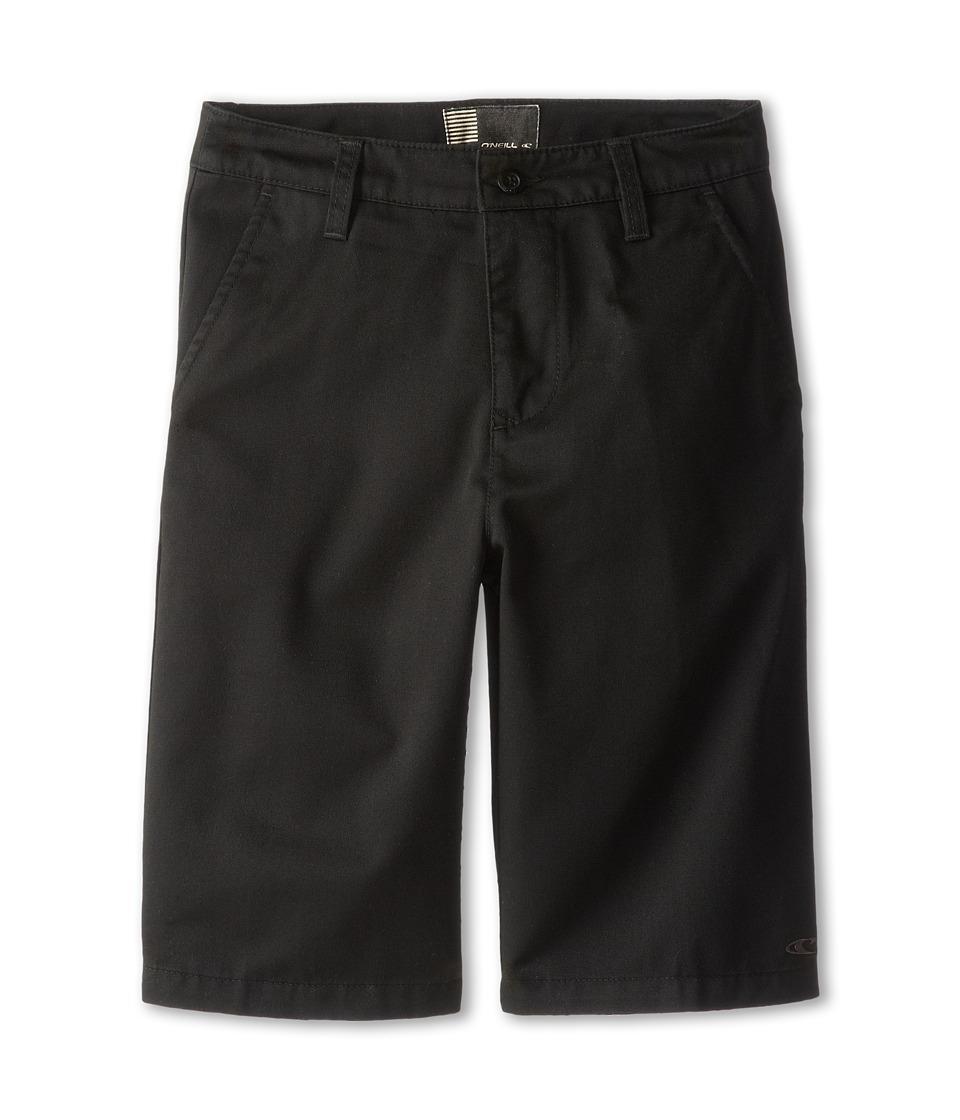 O'Neill Kids - Contact Walkshort (Big Kids) (Black) Boy's Shorts
