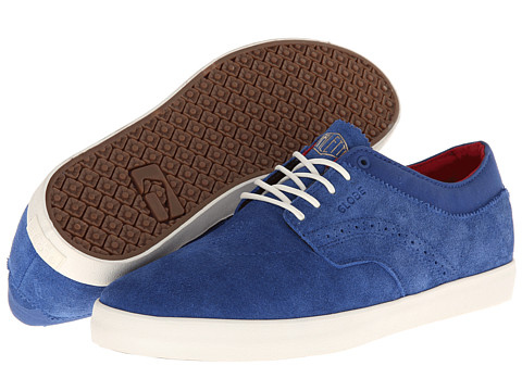 Globe - Taurus (Blue) Men's Shoes