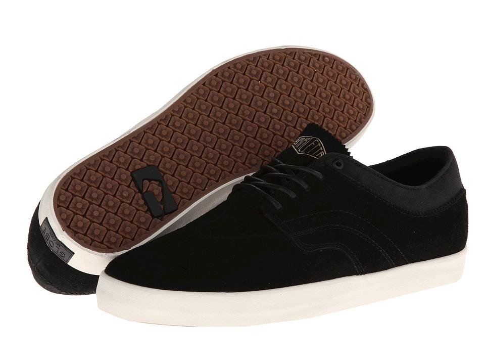 Globe - Taurus (Black/Leopard) Men's Shoes