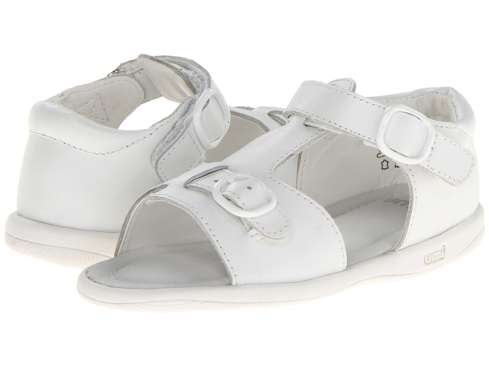 Umi Kids - Noel (Toddler) (White) Girls Shoes