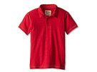 Joe's Jeans Kids S/S Polo Shirt (Toddler/Little Kids) (Red)