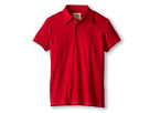 Joe's Jeans Kids S/S Polo Shirt (Big Kids) (Red)