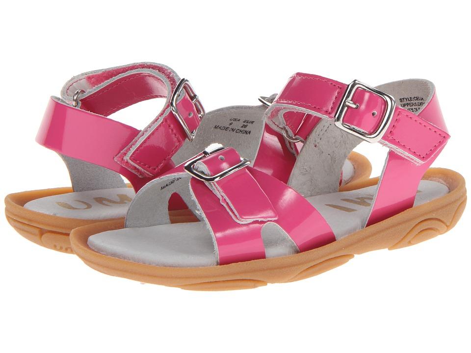 Umi Kids - Celia (Toddler/Little Kid) (Fuchsia) Girls Shoes