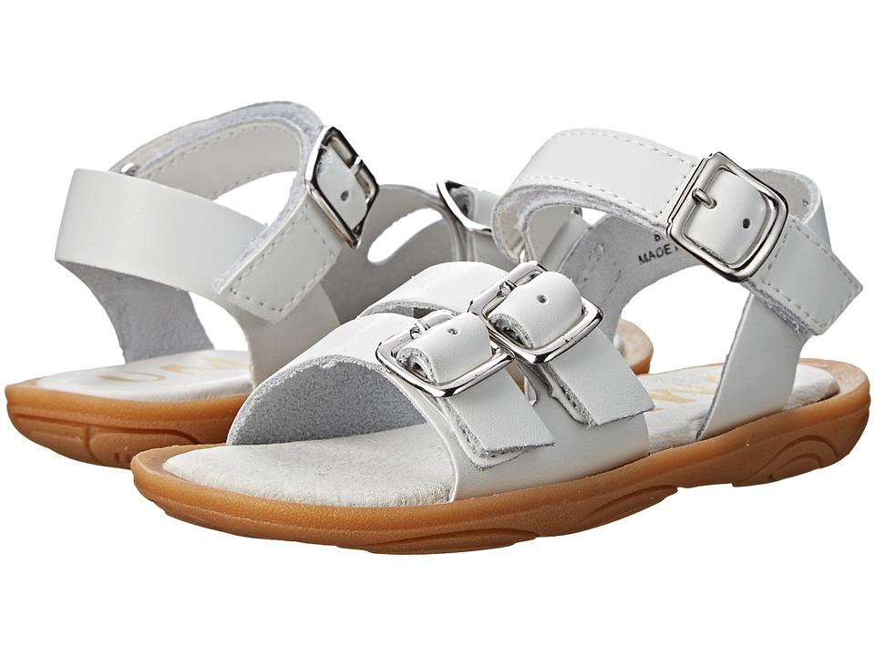 Umi Kids Celeste (Toddler/Little Kid) (White) Girls Shoes
