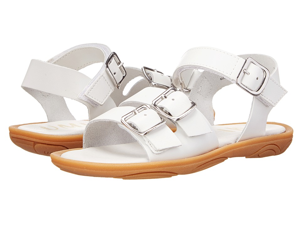 Umi Kids - Celeste (Little Kid) (White) Girls Shoes