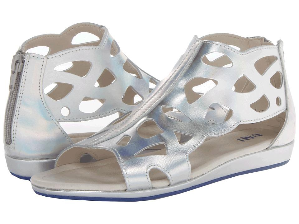Umi Kids - Roxanna B II (Little Kid/Big Kid) (Silver Multi) Girls Shoes