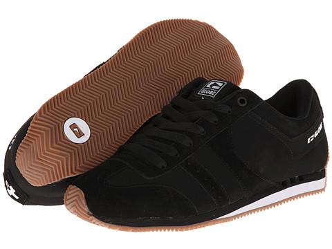 Globe – Pulse (Black/Black) Men's Skate Shoes