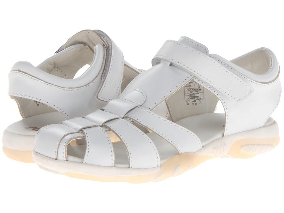 Umi Kids - Tamela (Little Kid) (White) Girl's Shoes