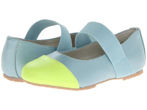 Umi Kids - Elaina (Toddler/Little Kid) (Light Blue) Girls Shoes