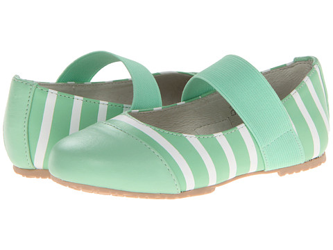 Umi Kids - Elaina B (Toddler/Little Kid) (Mint Green Multi) Girls Shoes