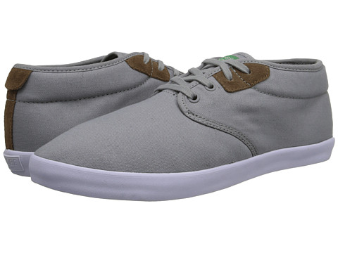 Globe - Cardinal (Grey) Men's Shoes