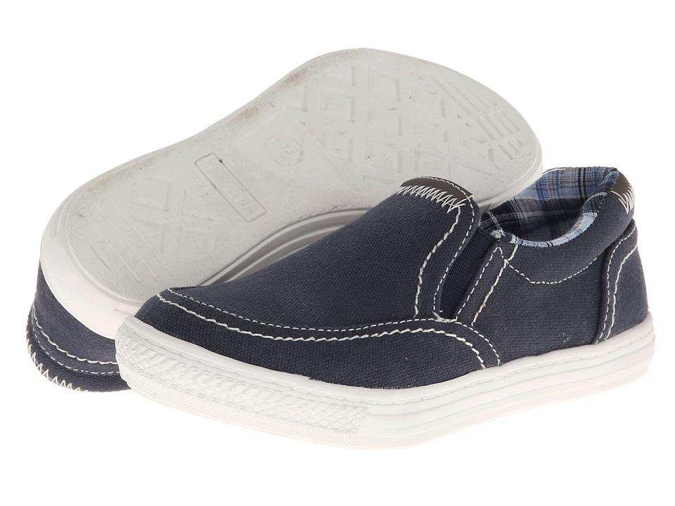Kenneth Cole Reaction Kids Slide To U Boys Shoes (Blue)