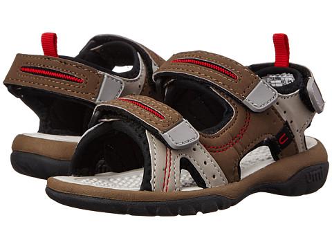 Umi Kids - Reece (Toddler/Little Kid) (Dark Tan) Boys Shoes