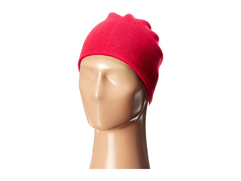 Coal - The FLT (Red) Beanies