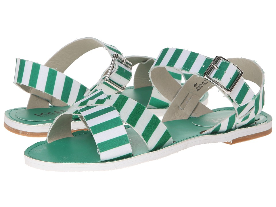 DOLCE by Mojo Moxy - Parasol (Green) Women's Sandals