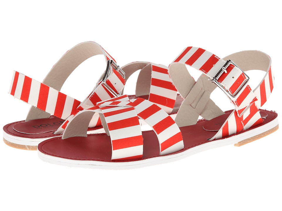 DOLCE by Mojo Moxy - Parasol (Red) Women's Sandals