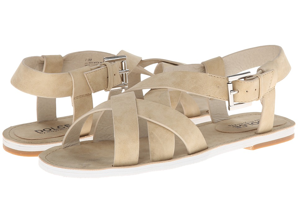 DOLCE by Mojo Moxy - Padre (Nude) Women's Sandals