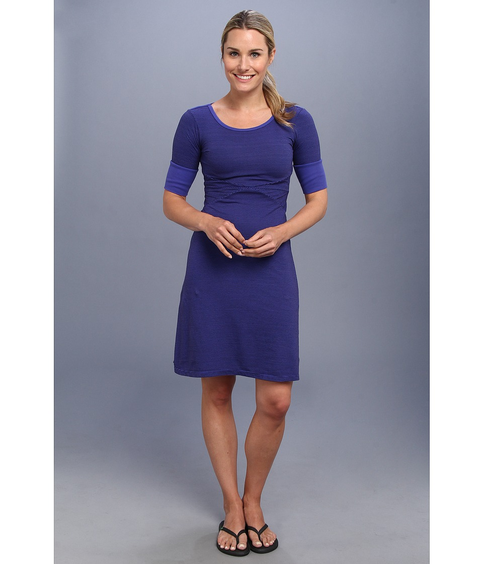 Prana - Gina Dress (Sail Blue) Women