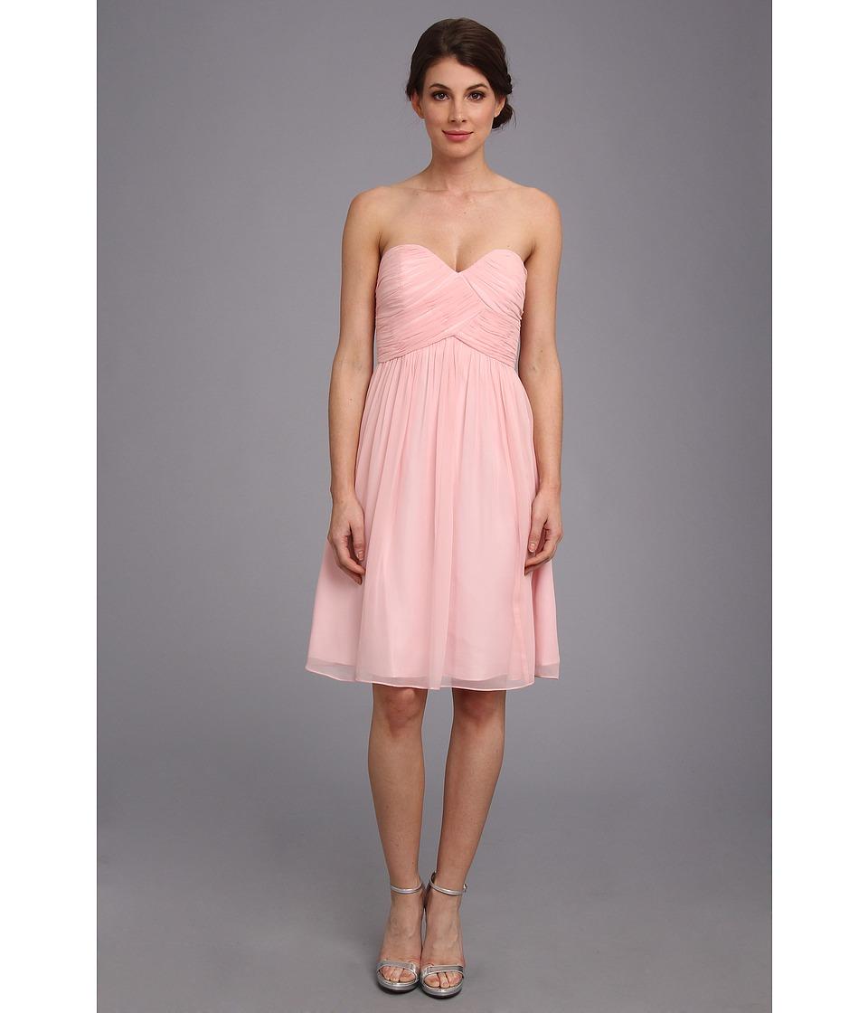 Donna Morgan Morgan Sweetheart Dress (Blush) Women