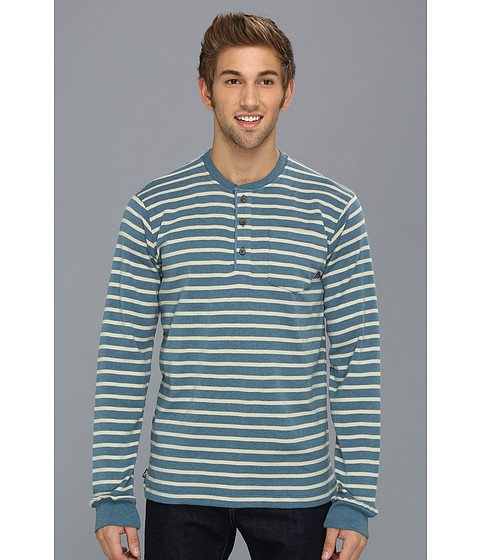 O'Neill - Santosha Knit (Cap Blue) Men's Long Sleeve Pullover