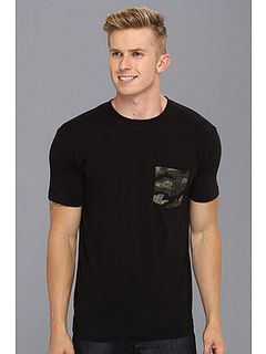 SALE! $17.99 - Save $14 on O`Neill El Capitan Tee (Black W Camo) Apparel - 43.78% OFF $32.00